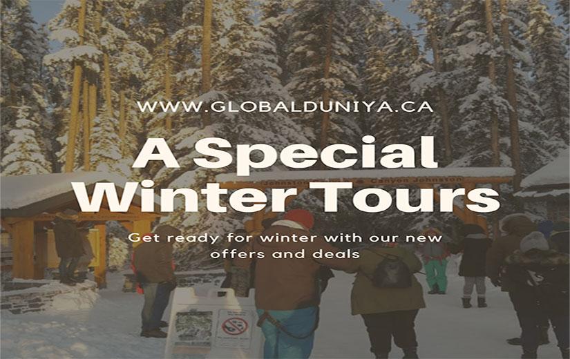 Vancouver winter adventure
