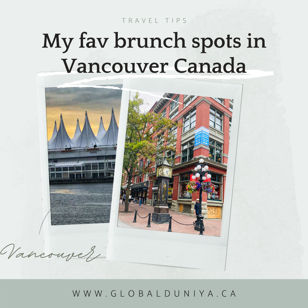 Vancouver sightseeing
