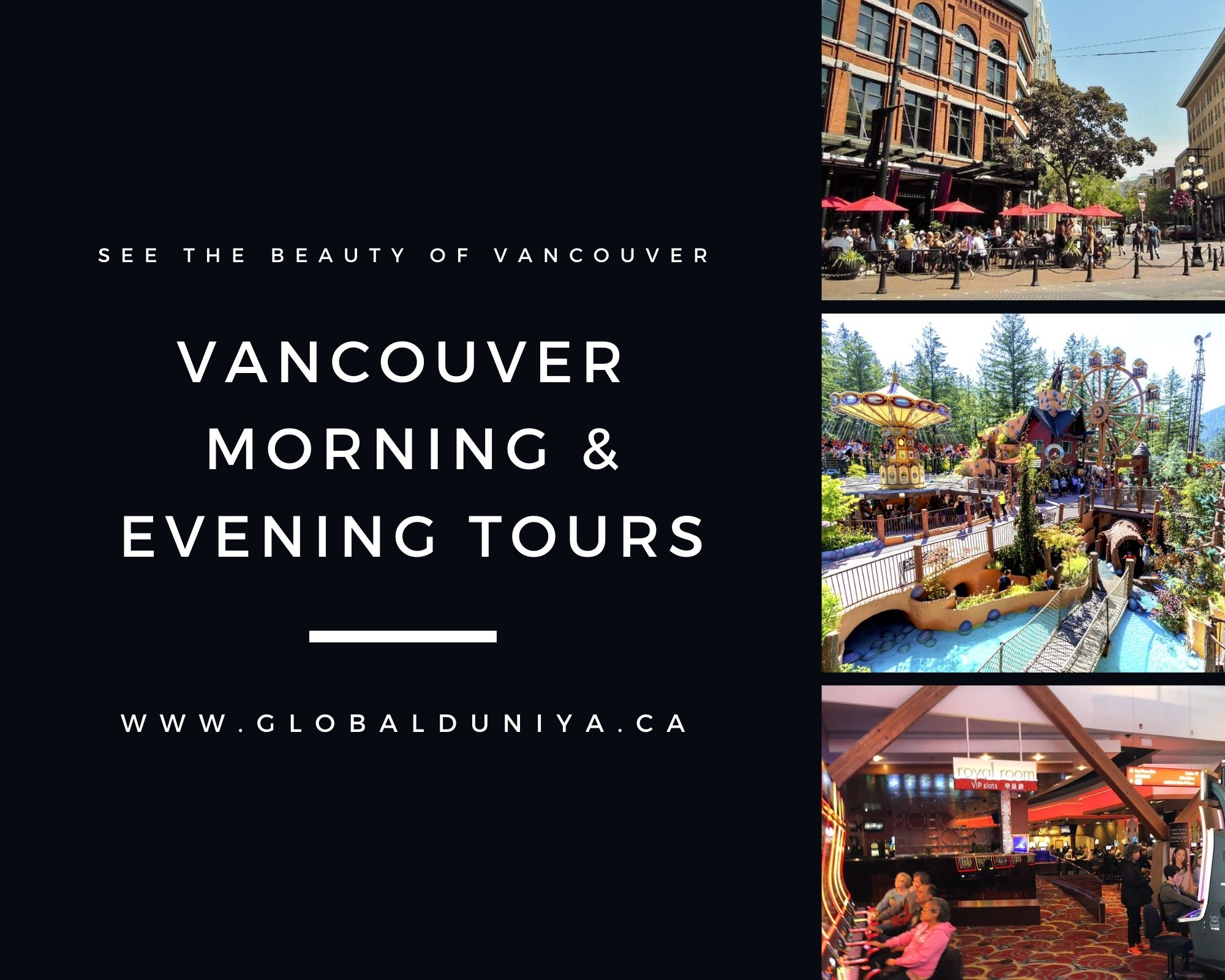 Vancouver Private tours