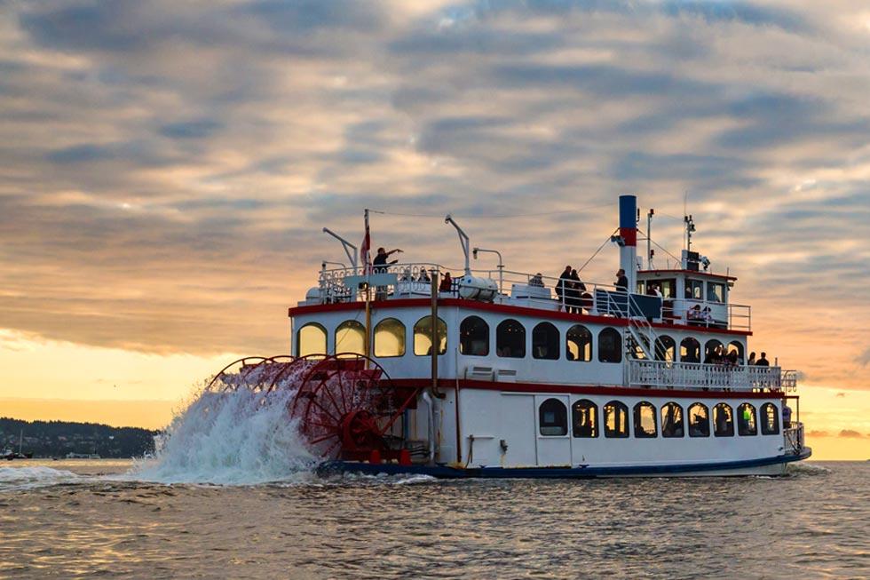 Harbour Cruise tour Vancouver